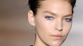 How to Rock Colored Mascara